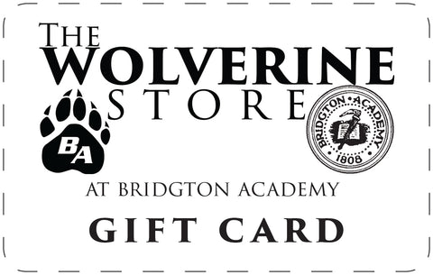 Gift Card (Physical)