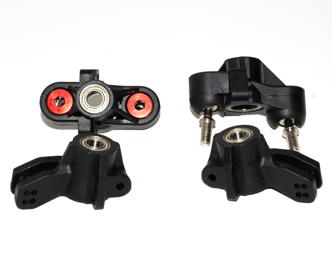 ARRMA (LIMITLESS, INFRACTION, FELONY; TALION, MOJAVE, TYPHON) 6S BLX HUBS, BEARINGS, F/R UPRIGHTS BLOCKS