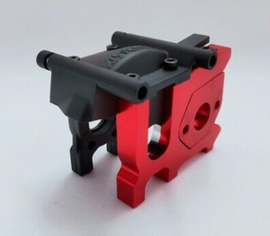 ARRMA 6S BLX V4 SLIDING MOTOR MOUNT + CENTER DIFF MOUNT