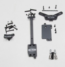 "Load image into Gallery viewer, M2C 6990 TEKNO MT410 V2 EXTENDED CHASSIS ""GO BIG"" REAR CHASSIS KIT"