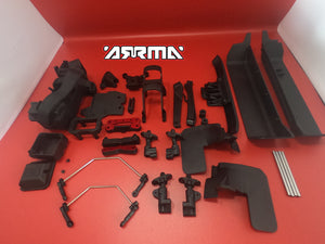 ARRMA (NOTORIOUS, OUTCAST) 6S BLX CHASSIS KIT