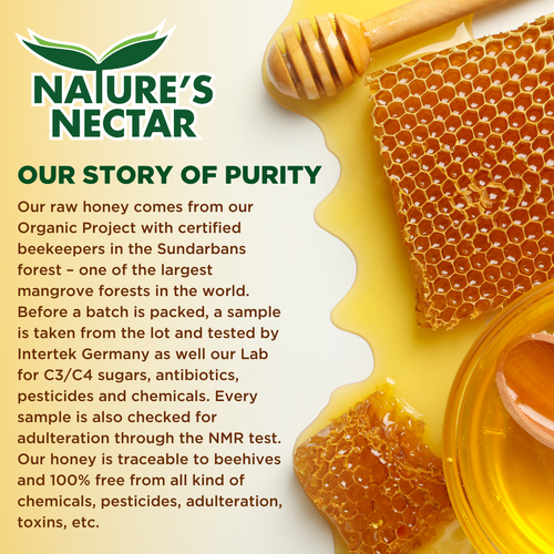 Natural Honey 500GM
