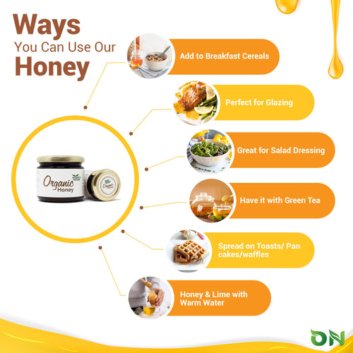 Nature's Nectar Special Honey Combo