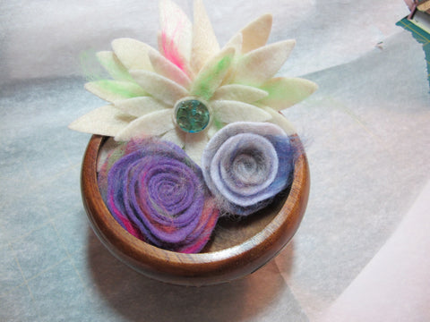 Introduction to Felting Class