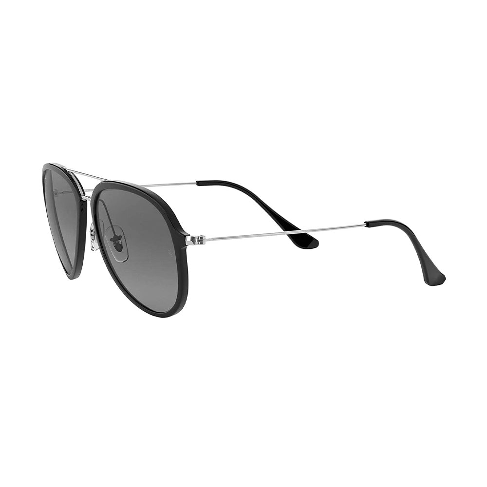 Load image into Gallery viewer, Ray-Ban Unisex Pilot RB4298 Sunglasses Black