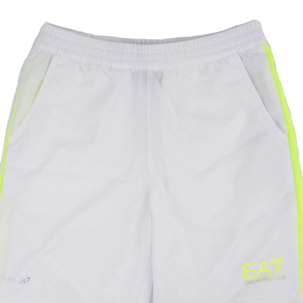 Load image into Gallery viewer, Emporio Armani Men's Ventus 7 Shorts White