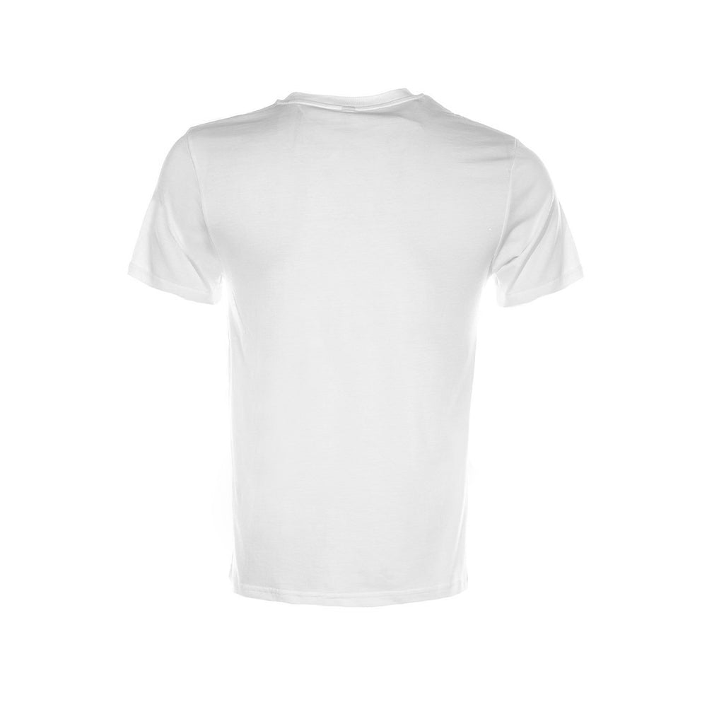 Load image into Gallery viewer, Moschino Swim Unisex Stitched Logo T-Shirt White