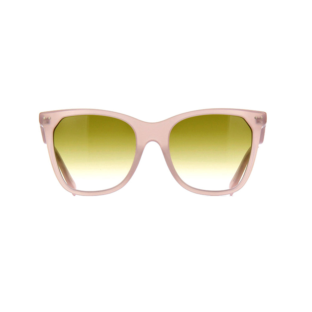 Load image into Gallery viewer, Celine Women's Square Asian Fit CL40134F Sunglasses Shiny Opaline Pink