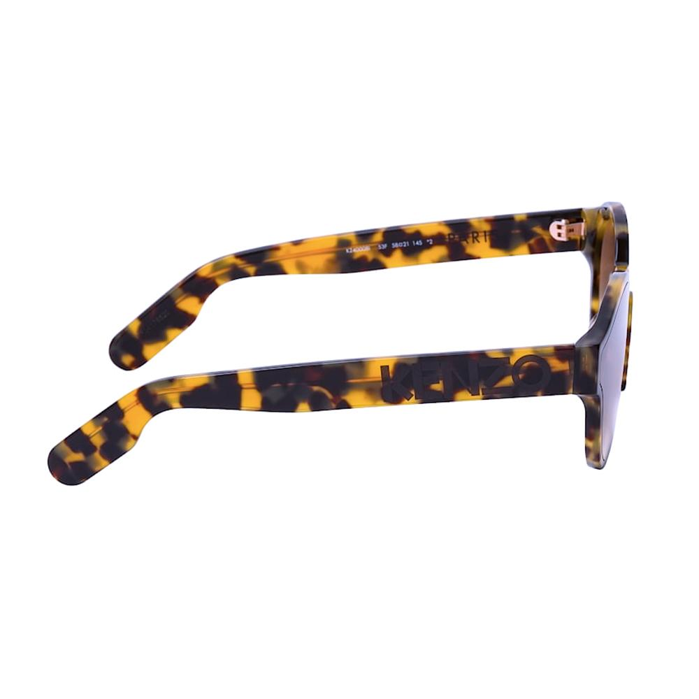 Load image into Gallery viewer, KENZO Round Sunglasses Acetate KZ40008I-53F Blonde Havana