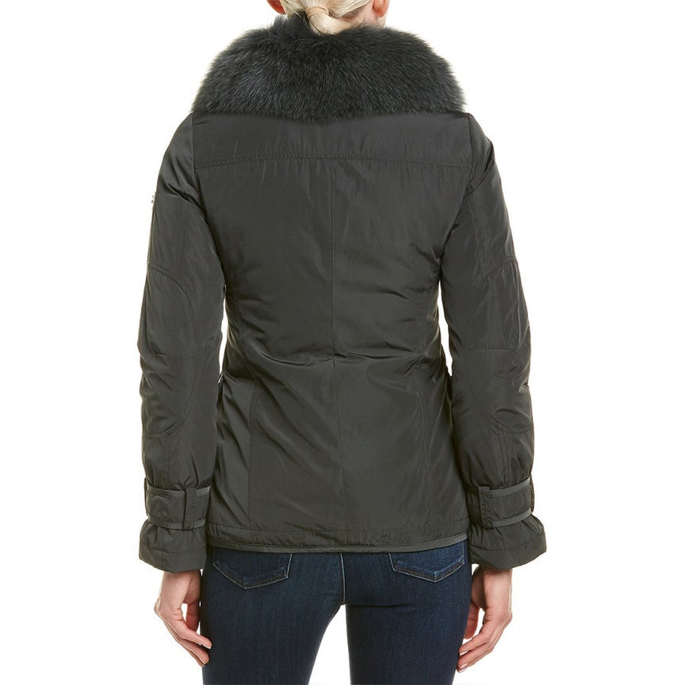 Load image into Gallery viewer, Peuterey Women's Yiska Down Jacket Black
