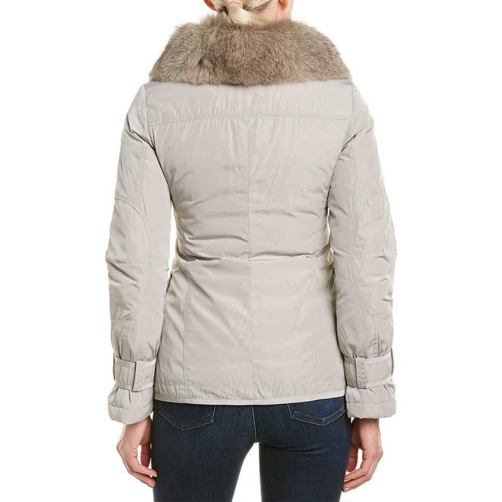 Load image into Gallery viewer, Peuterey Women's Yiska Down Jacket Grey
