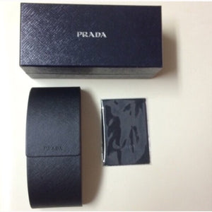 Load image into Gallery viewer, Prada Rectangular 06SS Active Sunglasses Matte Demishiny