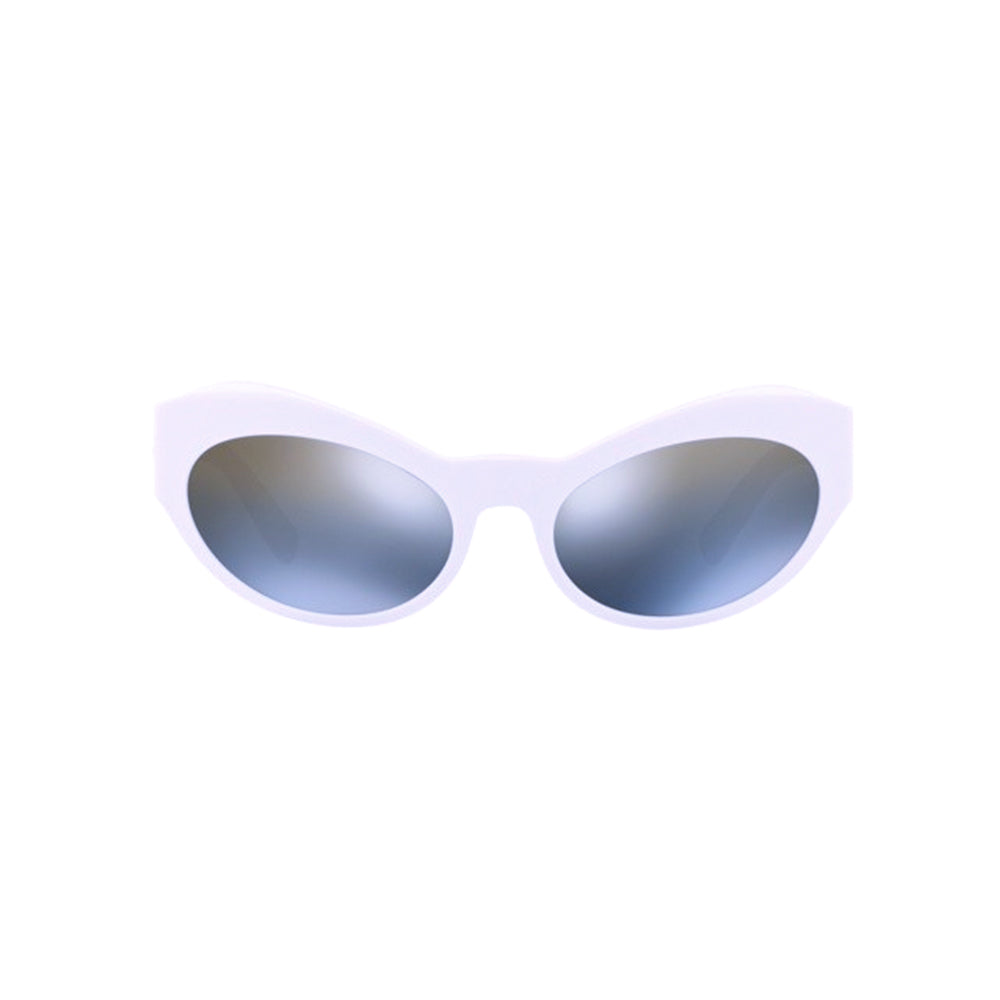 Load image into Gallery viewer, Versace Cat Eye VE4356 Sunglasses White