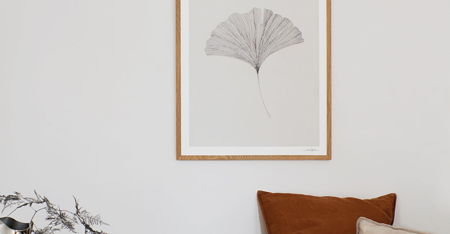 THE POSTER CLUB Ana Frois, Grinko Leaf