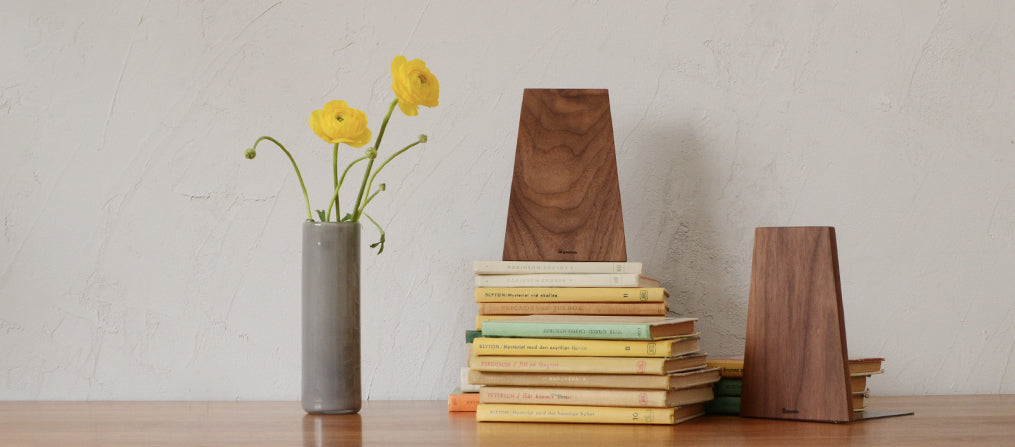 bookend_デザイン