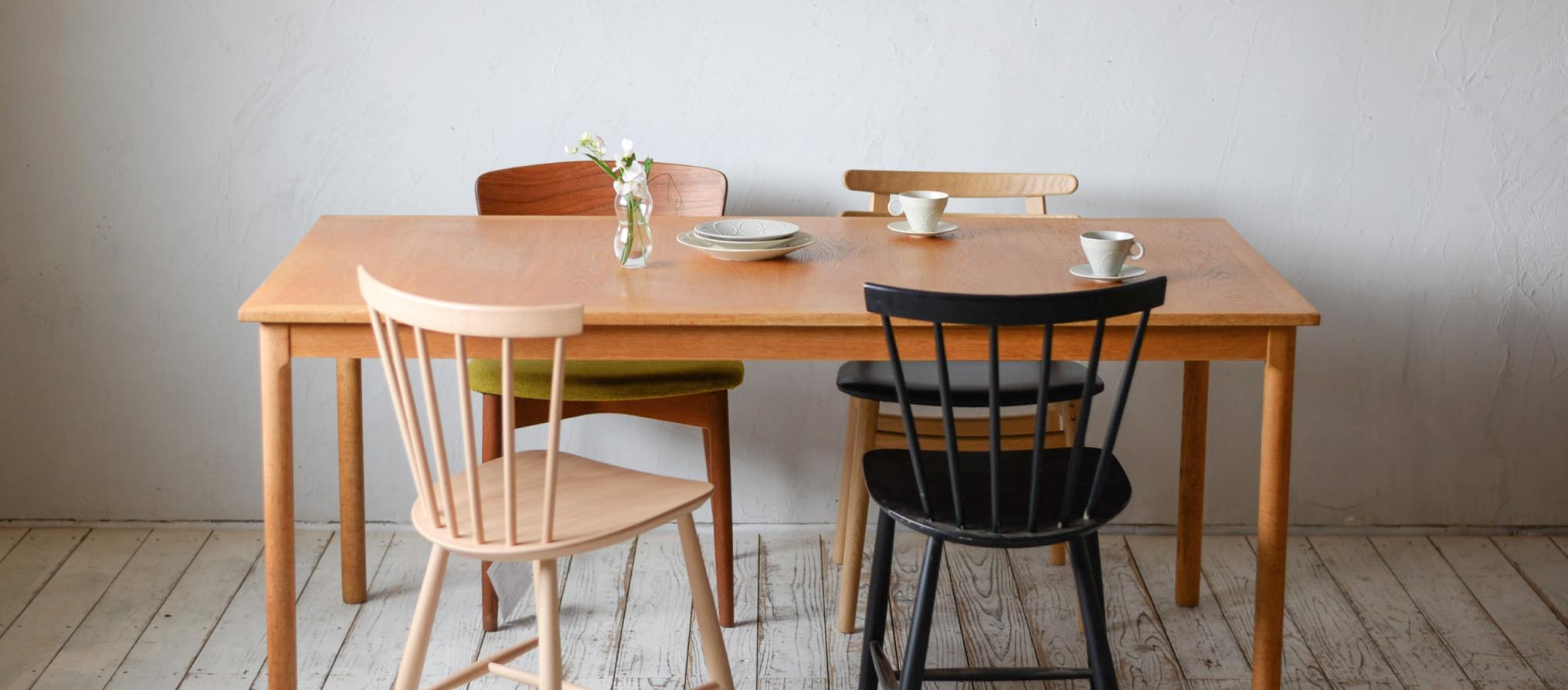 Dining Table 805D001_デザイン