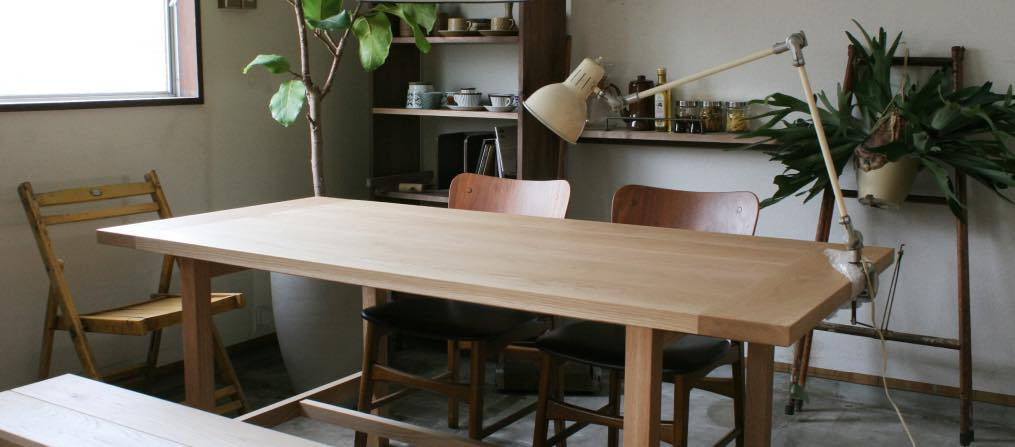 Work Table solid_デザイン