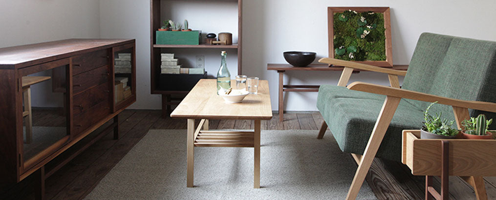 Living Table 1200_デザイン