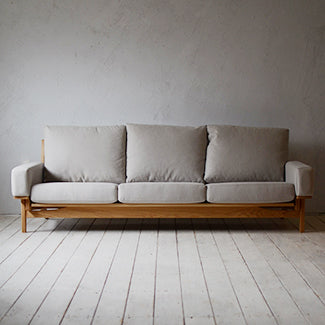 Newnormal Low Sofa 3P_Front
