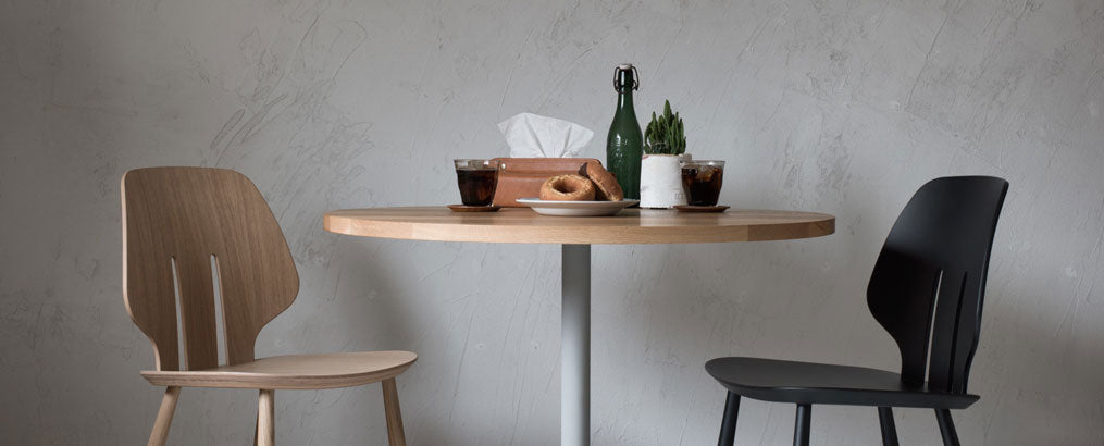 Round Cafe Table Φ900_デザイン