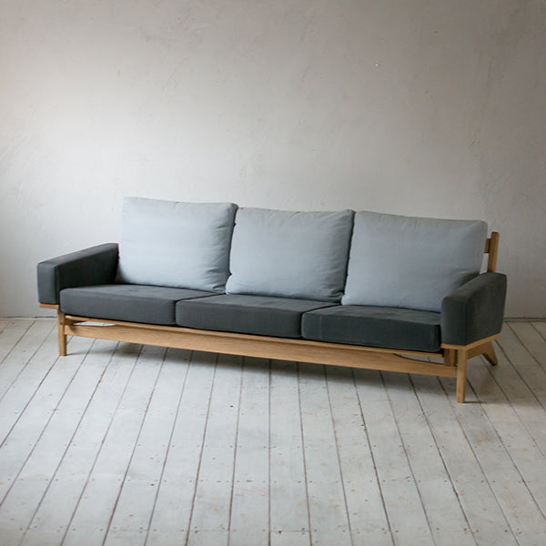 Newnormal Low Sofa 3P