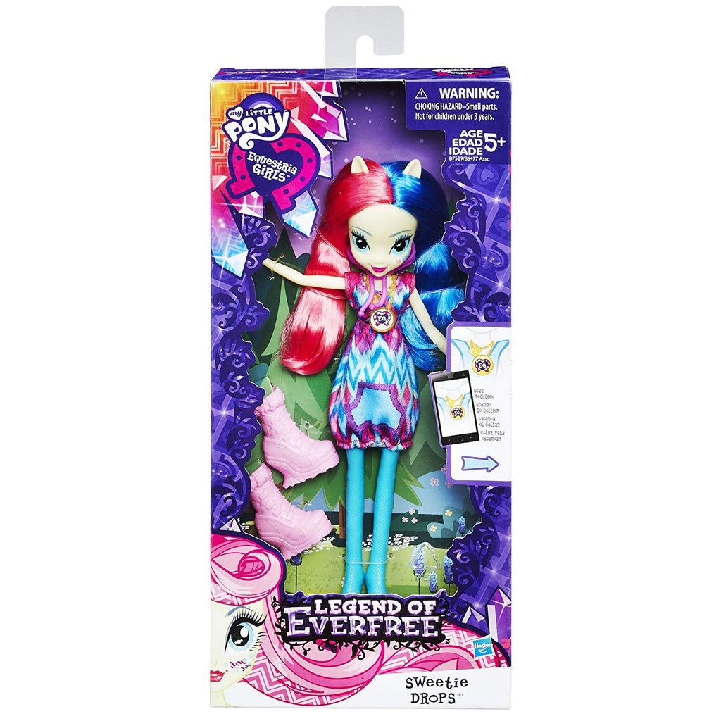 My Little Pony Equestria Girls Legend Of Everfree Sweetie D