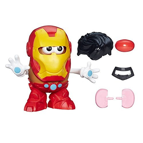 Mr Potato Head Marvel Escala Clásica Tony Stark Iron Man