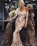Khloe Sequin Dress