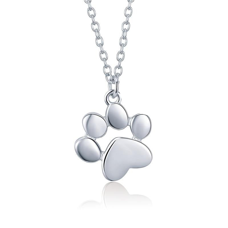 Animal Footprints Necklace | Fashionable Ladies Necklace | Stylish Necklace
