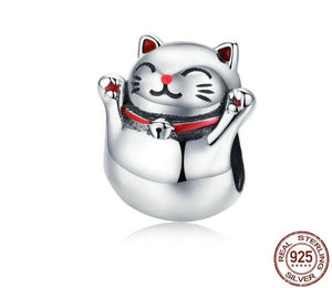 Cat Metal Charm | DIY Jewelry Accessories | for Jewelry Making