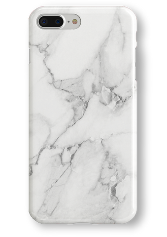 iphone 8 white marble case