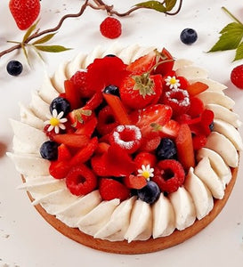 Tarte fruits inspiration