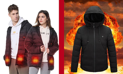 UP TO 50% SALE - HEATED APPAREL