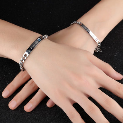 BRACELETS 2 PIECES FOR MEN AND FOR WOMEN