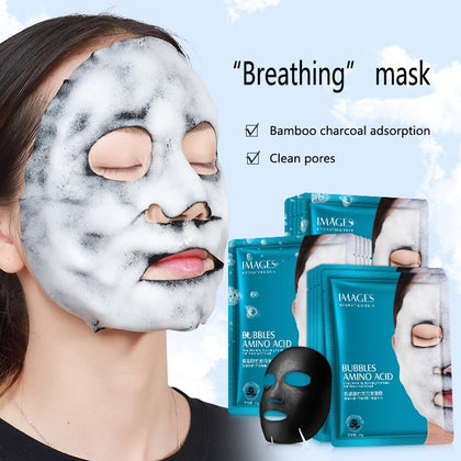 Whitening Facial Skin Care Treatment Mask