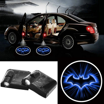 Wireless Car Door LED Projection