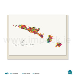"Greetings Card - ""Aran Islands"""