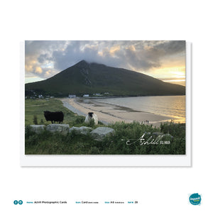Greetings Cards -  Achill Island Photographic - A6 VARIOUS DESIGNS