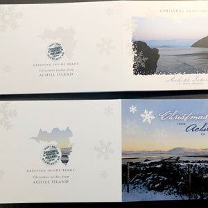 Achill Island Christmas Card Collection 10 card box set