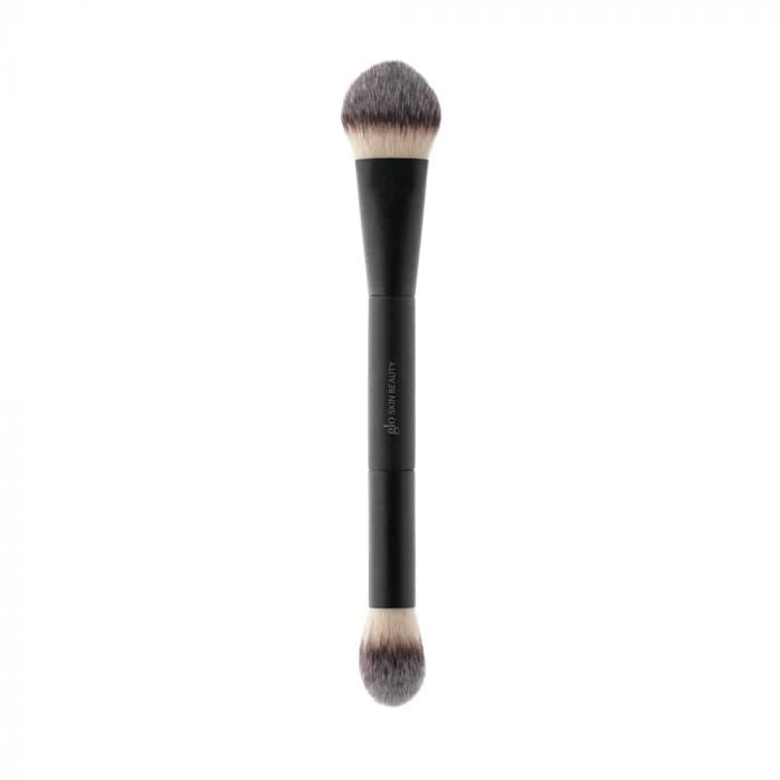 glo Minerals 107 Contour/Highlighter Brush