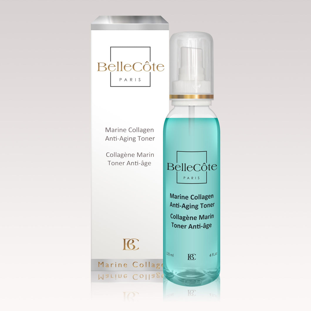 BelleCote Marine Collagen Anti-Aging Toner