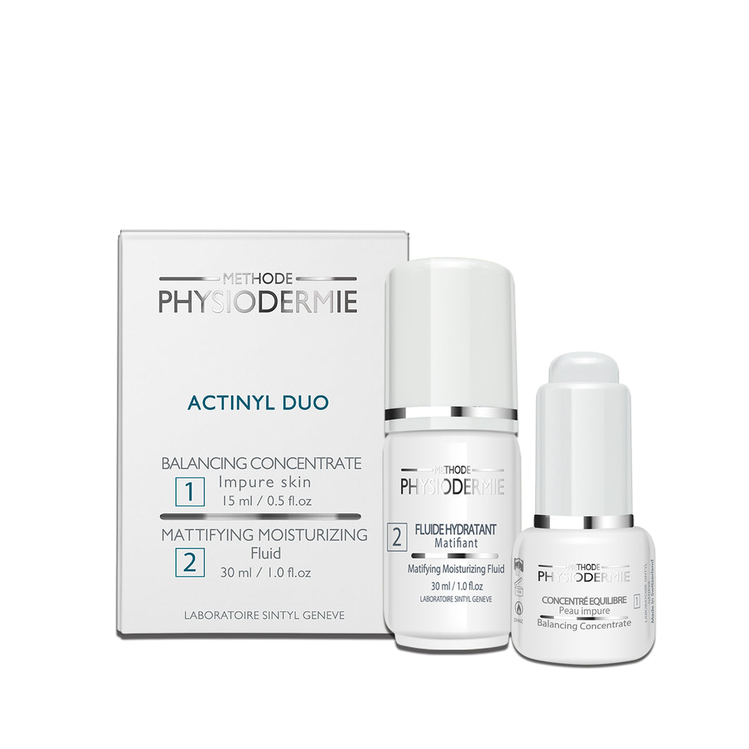 Physiodermie Actinyl Duo