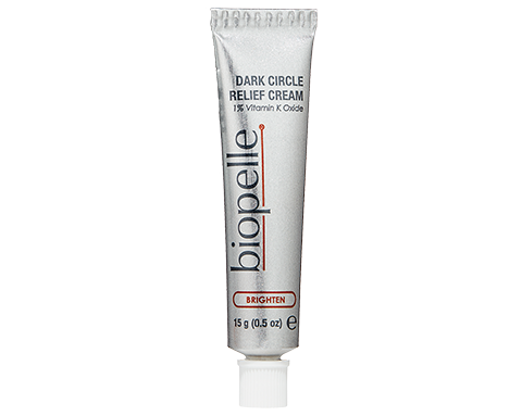Biopelle Dark Circle Relief Cream 1 Percent Vitamin K Oxide (0.5 oz.)