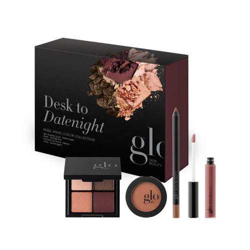 Glo Minerals Desk to Datenight- Rebel Angel