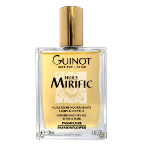 Guinot Huile Mirific Nourishing Dry Oil for Body & Hair - 3.3 oz.