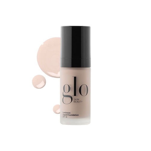 glo Minerals Luminous Liquid Foundation SPF 18