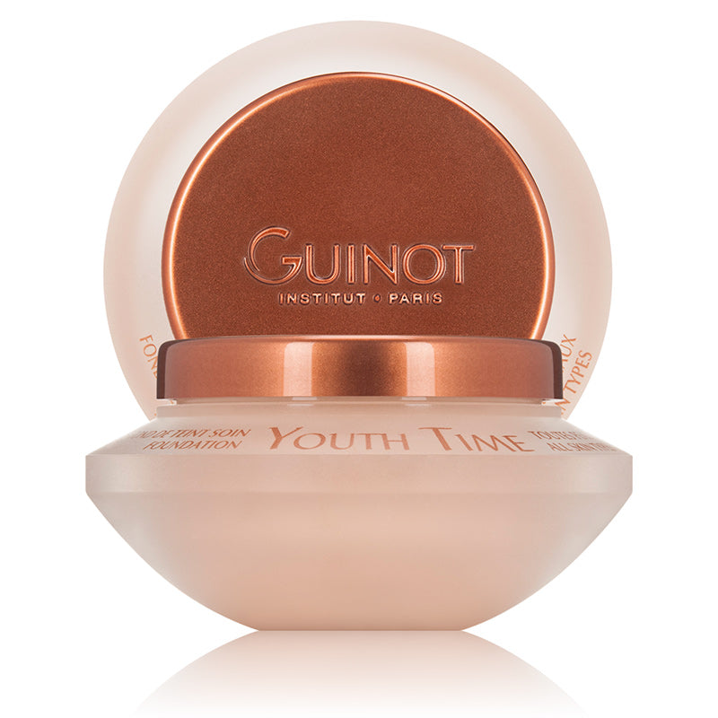 Guinot Youth Time Foundation  - 1.06 oz.-Foundation #3