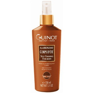 Guinot Auto Bronzant Corps D'Ete Self-Tanning For Body - 5.2 oz.