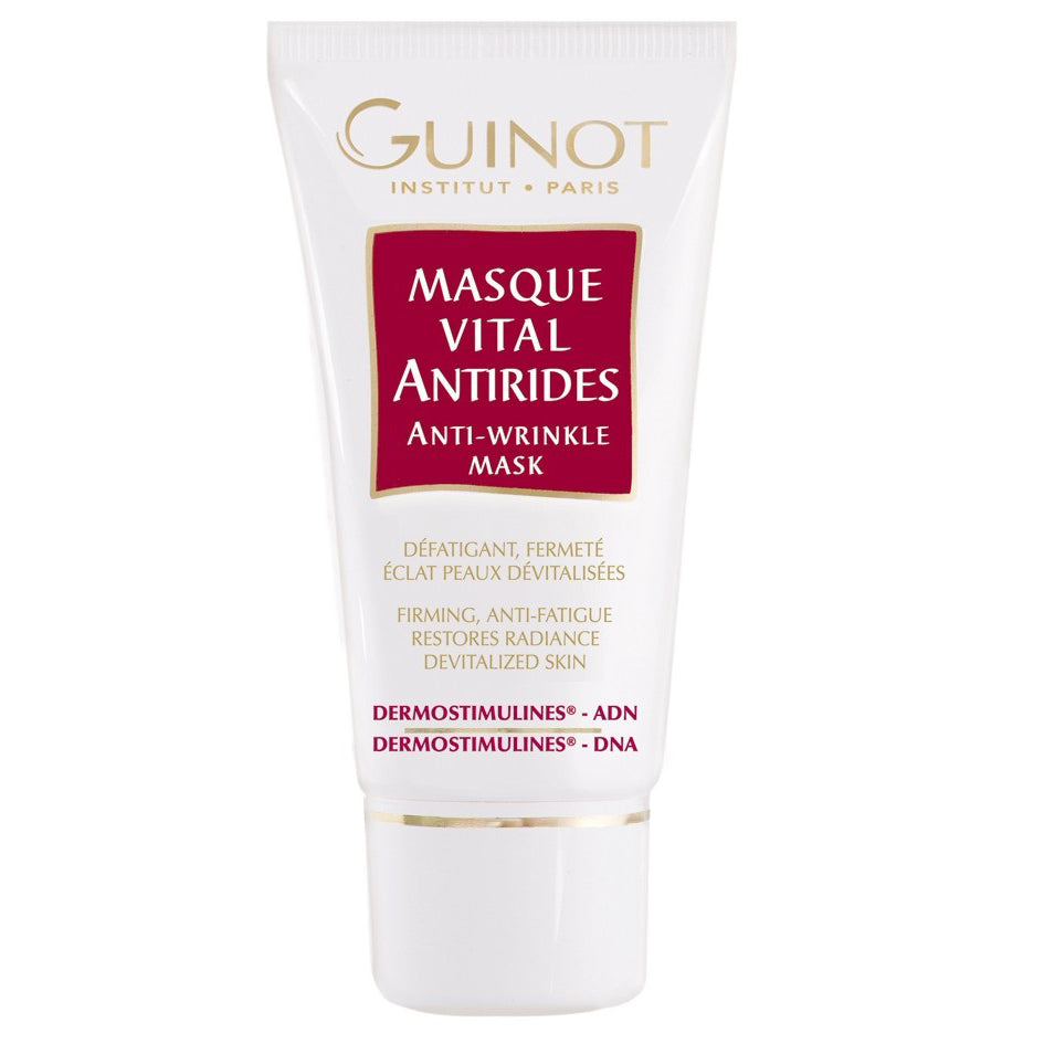 Guinot Masque Vital Antirides / Anti-Wrinkle Mask - 1.7 oz.