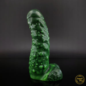Small Troll, Medium 00-50 Firmness, Toxic Radation Pickle, Neon Green Highligh over Black,3200 , UV, GLOW